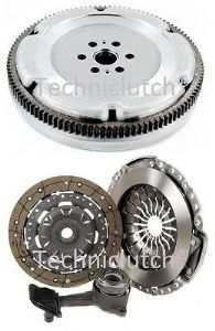 LUK DUAL MASS FLYWHEEL DMF & CLUTCH KIT W/ CSC FORD MONDEO 1.8 / 2.0 16V